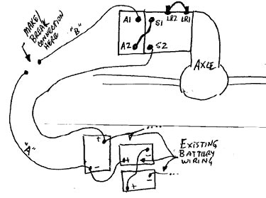 Range and speed troubleshooting help   Advanced Golf Cart Electric Motor Wiring Diagram      Buggies Gone Wild